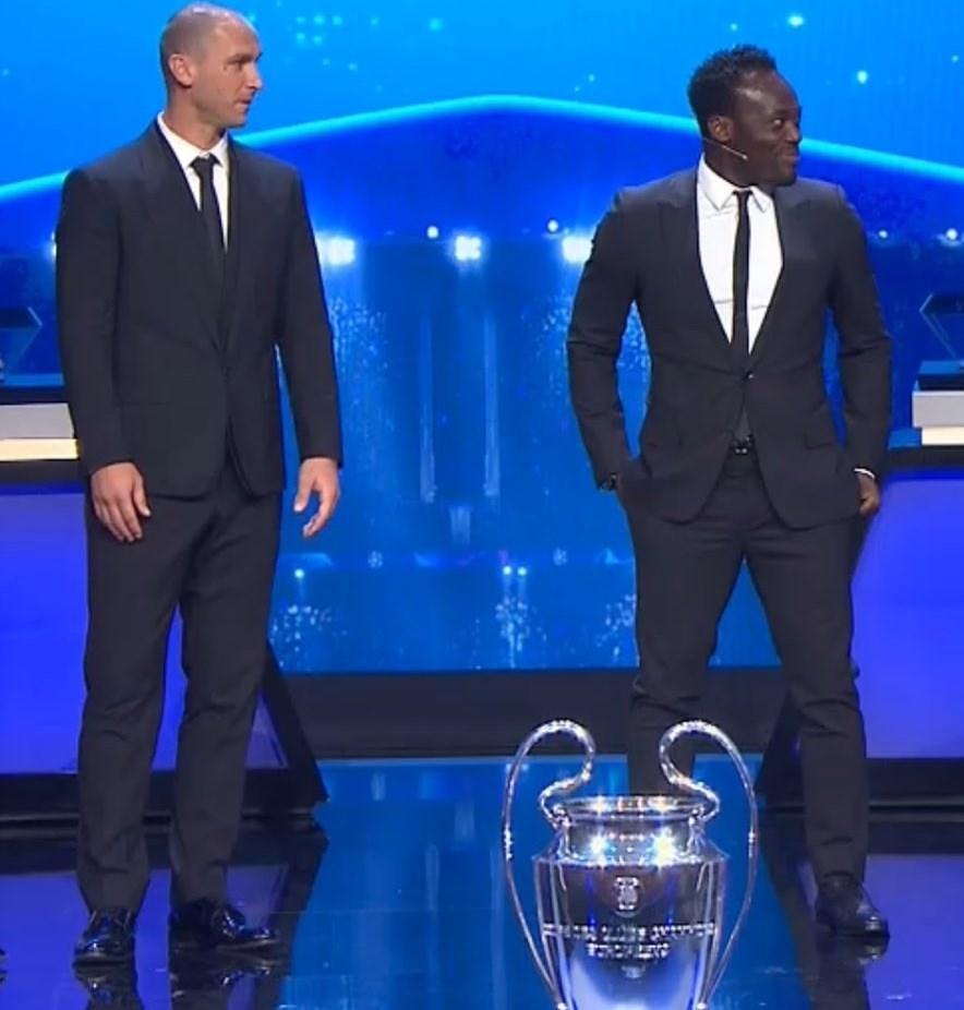 14000604211305315234809310 - مراسم انتخاب برترینهای فوتبال اروپا/ جورجینیو مرد سال شد، توخل بهترین مربی