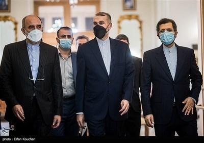 حسین امیرعبداللهیان وزیر امور خارجه جدید جمهوری اسلامی ایران