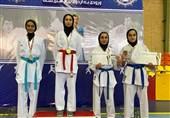 انتخابی ورود به اردوی تیم ملی کاراته| نفرات برتر اوزان 50- و 55- کیلوگرم بانوان معرفی شدند