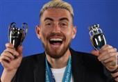 جورجینیو مرد سال فوتبال اروپا شد، توخل بهترین مربی/ کانته، مندی و دیاز در جمع برترینها