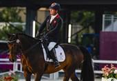 پارالمپیک 2020 توکیو| رکورد منحصر بهفرد سوارکار بریتانیایی با کسب دوازدهمین طلا