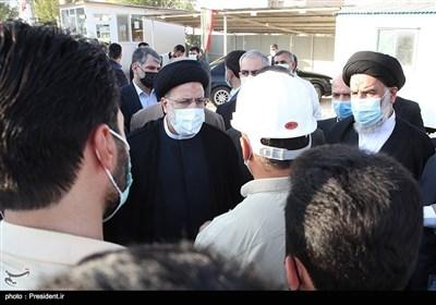 زیارة رئیسی إلى خوزستان