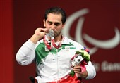 پارالمپیک 2020 توکیو| جعفری: امیدوارم مردم مدال نقره را از من بپذیرند