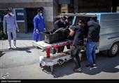 بحران کرونا در بیمارستان امام حسن(ع) بجنورد+تصاویر