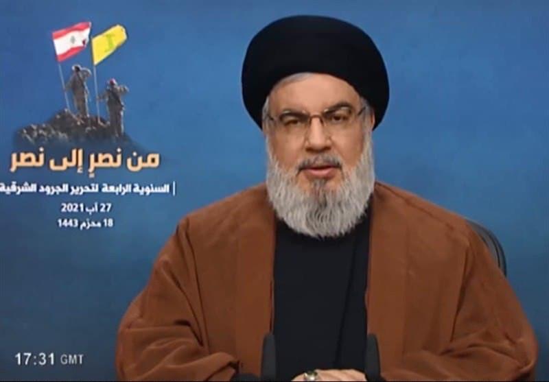سیدحسن نصرالله: آمریکا برای انتقال سوخت ایران تهدید کرد