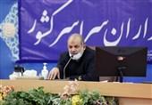وزیر کشور در اهواز: دولت تمام تلاش خود را برای التیام سختیهای مردم خوزستان به کار میبندد