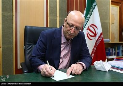 مسعود گنجی با حکم وزیر علوم رئیس صندوق رفاه دانشجویان شد