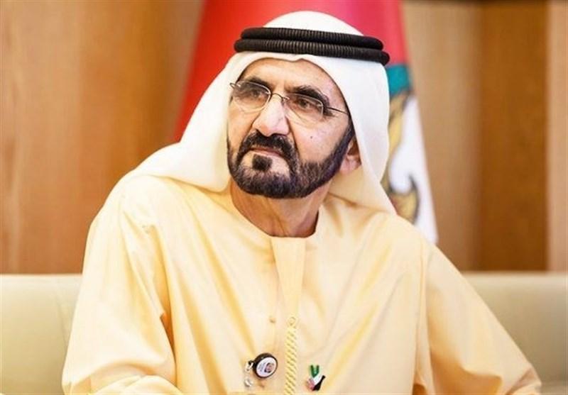 توییت حاکم دبی بعد از دیدار با امیر عبداللهیان