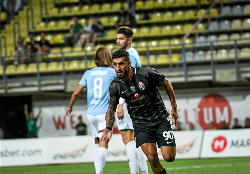 Sayyadmanesh Scores Equalizer against Rukh Vynnyky in Ukraine Premier League