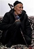 پیکر پدر شهید محمدرضا خاوری به خاک سپرده شد