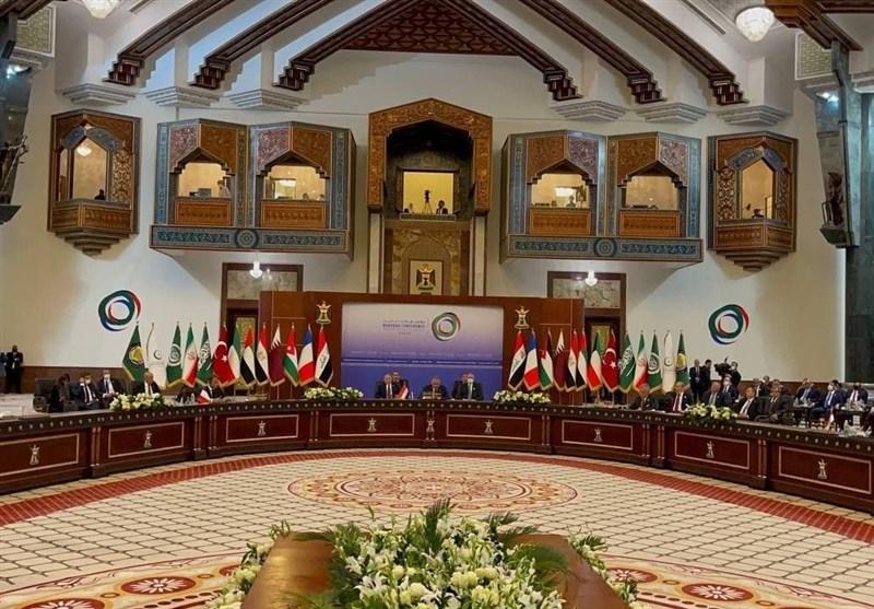البیان الختامی لمؤتمر بغداد : یجب توحید الجهود من أجل استقرار المنطقة
