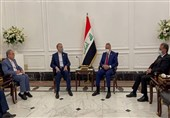 دیدار امیرعبداللهیان با نخستوزیر عراق در حاشیه نشست بغداد