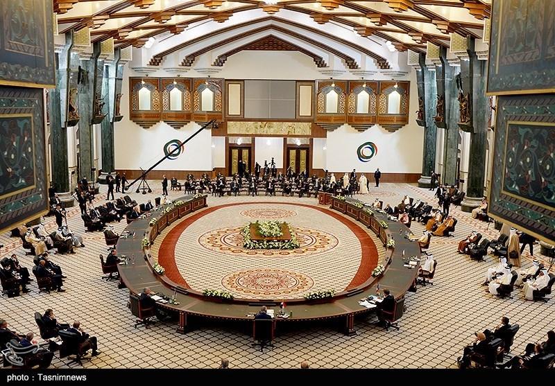 لقاء ایرانی اماراتی على هامش مؤتمر بغداد