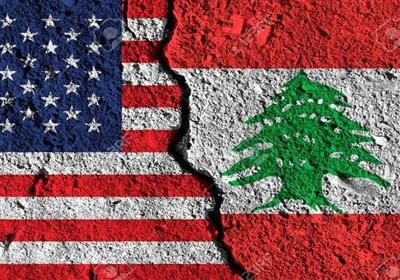 أمریکا وفساد الساسة سبب مشاکل لبنان