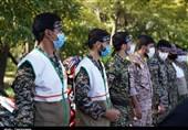 آغاز مرحله جدید طرح شهید سلیمانی در زنجان / بسیجیان دوباره در خط مقدم مقابله با کرونا قرار گرفتند + فیلم