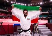 پارالمپیک 2020 توکیو خیراللهزاده: مدال طلایم را به مردم ایران تقدیم میکنم/ امیدوارم تعلیق جودو برداشته شود