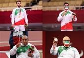 اولمبیاد طوکیو للمعاقین ..ایران تفوز بمیدالیتین ذهبیتین فی الجودو