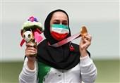 پارالمپیک 2020 توکیو| تقدیر از ساره جوانمردی برای قهرمانی همراه با حفظ حجاب و وقار زن مسلمان