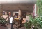 نجات 80 نفر در آتشسوزی برج 17 طبقه/ انتقال 5 مصدوم به مراکز درمانی + تصاویر