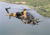 انجام عملیات بالگردهای نظامی ترکیه در شمال عراق
