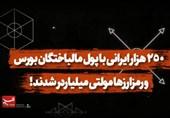 فیلم| 250 هزار ایرانی با پول مالباختگان بورس و رمزارزها مولتی میلیاردر شدند!