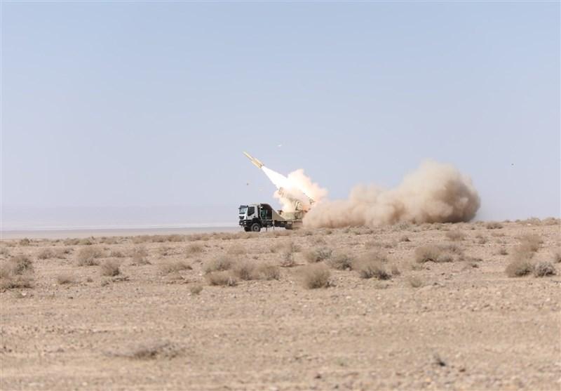 Iran Tests Upgraded Version of Mersad Missile Defense System