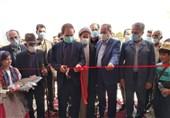 """افتتاح 7 پروژه عمرانی در قرچک؛ مسیر رودخانه """"لات آجی"""" بازسازی شد"""