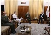 دیدار سرلشکر موسوی با امیر عبداللهیان/ آمادگی ارتش برای همکاری با دستگاه دیپلماسی کشور