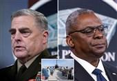 یکصد ژنرال بازنشسته آمریکایی خواستار استعفای وزیر دفاع و فرمانده نیروهای مسلح آمریکا شدند