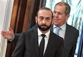 لاوروف: مقامات باکو و ایروان باید از اظهارات تند متقابل بپرهیزند