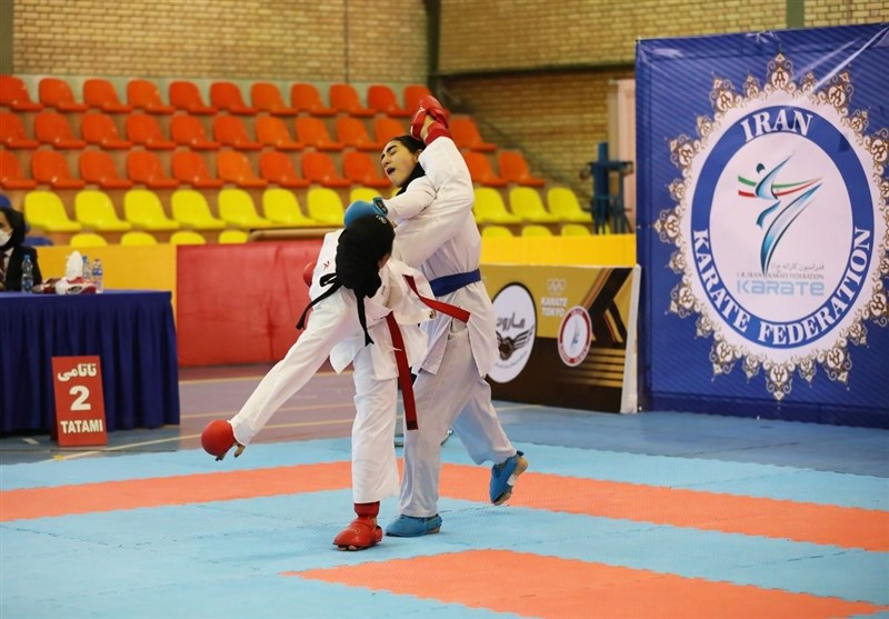 اعلام زمان برگزاری انتخابی درون اردویی تیم ملی کاراته بانوان