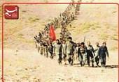60 پیشکسوت دوران دفاع مقدس و مقاومت همدان تجلیل شدند