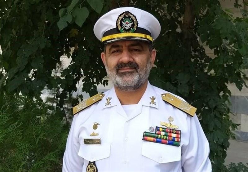 دریادار ایرانی: بعد از حرکت ناوگروه 75 دشمن به شدت هراسناک بود / با پایان مأموریت دشمنان سردرگم شدند
