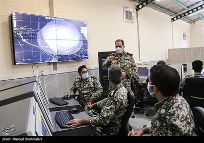 إزاحة الستار عن انجازات جدیدة للدفاع الجوی الإیرانی
