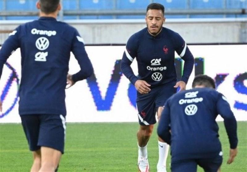 رابیو و گندوزی جایگزین کانته و تولیسو در تیم ملی فرانسه شدند