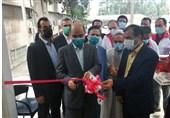 بزرگترین داروخانه شمال کشور به همراه انبار دارویی در گرگان افتتاح شد