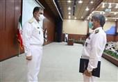 فرمانده جدید منطقه سوم دریایی ارتش منصوب شد