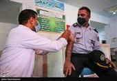 واکسیناسیون کادر نظامی ارتش در خراسان شمالی به روایت تصاویر