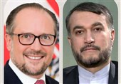 Austria Thanks Iran for Help in Evacuating Citizens from Afghanistan