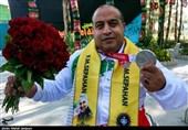 مختاری: با سند به تخلف ورزشکار آذربایجانی در پارالمپیک اعتراض کردم/ برای نایبقهرمانی سختیهای زیادی کشیدم