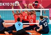 ملیپوش والیبال نشسته: حریفانمان را نمیشناختیم/ استرس کرونا فشار زیادی بر ورزشکاران پارالمپیکی تحمیل کرد