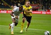 انتخابی جام جهانی 2022  توقف قهرمان یورو و پیروزی آلمان و انگلیس/ اسپانیا باخت و صدر را از دست داد