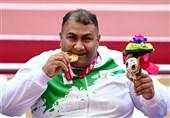 قهرمان لرستانی پارالمپیک توکیو: مدالم را باافتخار تقدیم شهید سلیمانی کردم