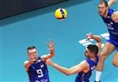 والیبال قهرمانی اروپا| ترکیه شگفتیساز شد/ پیروزی صربستان و لهستان
