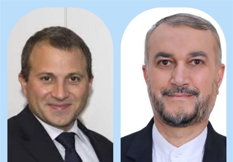 Iran Ready to Ship More Fuel to Lebanon If Necessary: FM