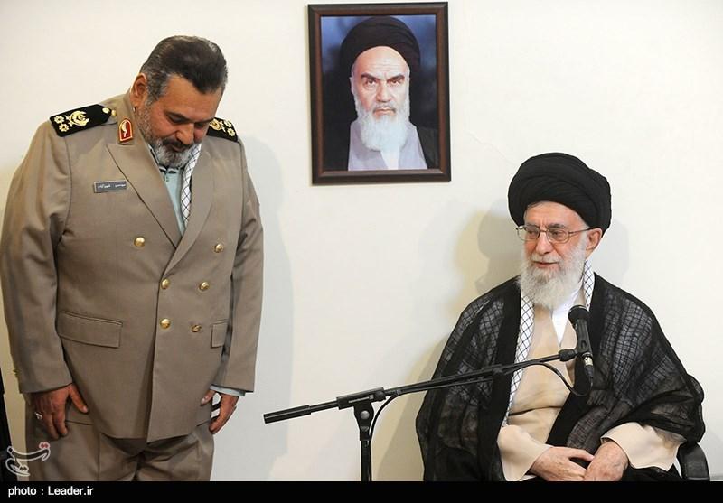 Ayatollah Khamenei Pays Tribute to Late Iranian General Firouzabadi