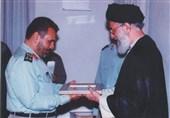 دستخط تقدیرِ فرمانده کل قوا از سرلشکر فیروزآبادی در سال 74+ عکس