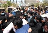 حضور رئیس جمهور در جمع عزاداران حسینی در زابل / رئیسی: از حقآبه منطقه سیستان نمیگذریم / داد و ستد مرزی را قانونمند میکنیم