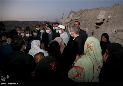 زیارة آیة الله رئیسی لمحافظة سیستان وبلوشستان