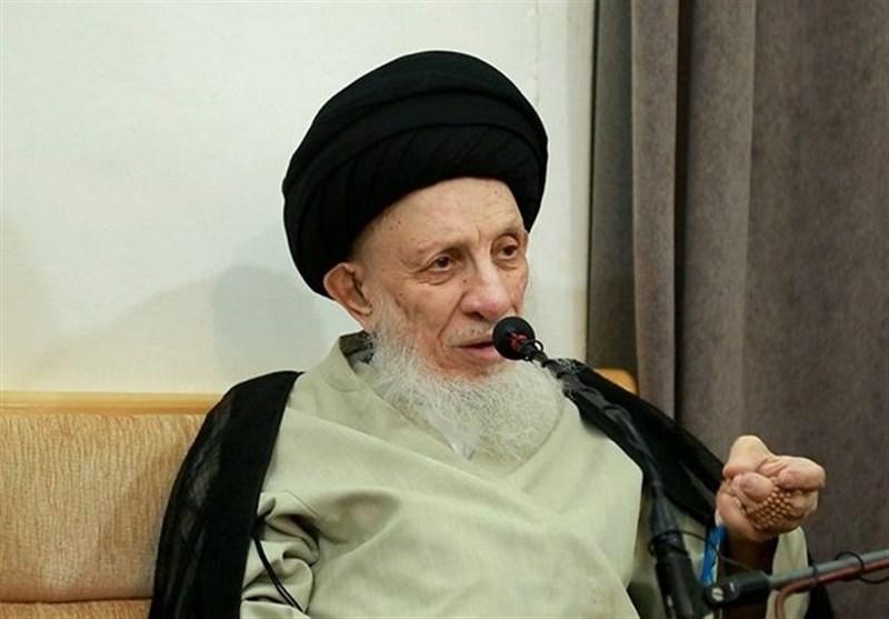 وفاة المرجع الدینی السید محمد سعید الطباطبائی الحکیم